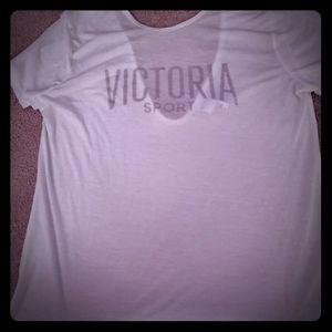 Victoria Sport tee workout top